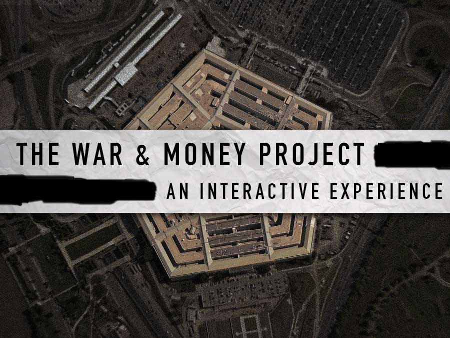 The War & Money Project